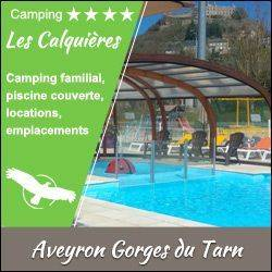 Camping piscine couverte france location camping en france for Aveyron camping avec piscine